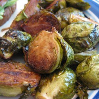 Get your Veggies On ~ Two Healthy Holiday Side Dishes