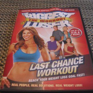 Last Chance Workout!