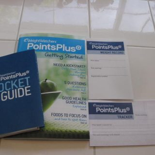 Weight Watchers Points Plus ~ The New Program