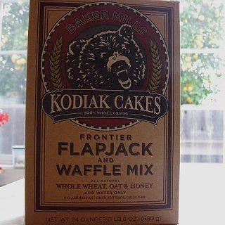 Flapjacks, My Weekly Menu & a House Update