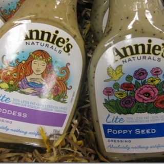 Win Annie's New Lite 1 Point Plus Dressings!