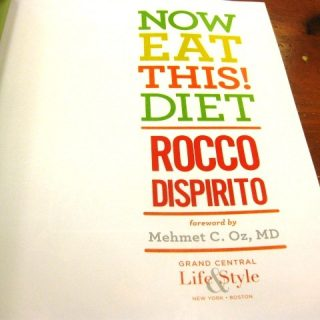 Now Eat This! Healthy Diet-Cookbook Giveaway!!