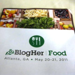 BlogHERFood11 ~ Day 1