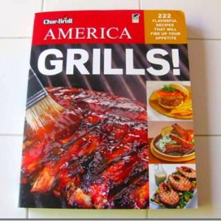The America Grills Cookbook Winners are….