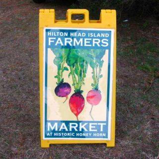 Hilton Head Island Recap #3: Farmer's Market!