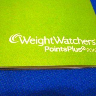 Weight Watchers 2012 Points Plus Plan