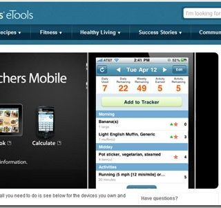 My Weight Watchers E-Tools & Apps Presentation