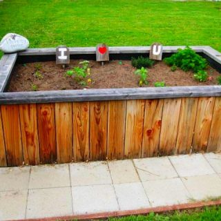 """Our """"new"""" Garden & The Weekly Menu"""