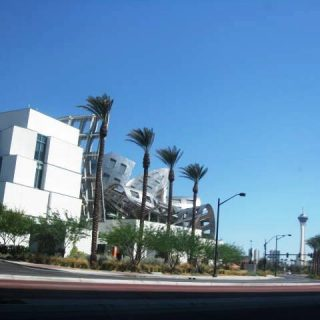 Wordless Wednesday: It sure gets hot in Vegas!