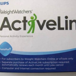 Weight Watchers Active Link & My Weekly Menu