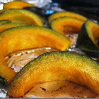 How-To Roast Squash