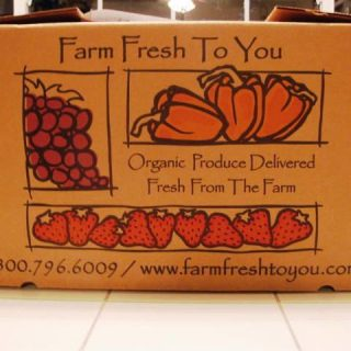 Farm Fresh To You!