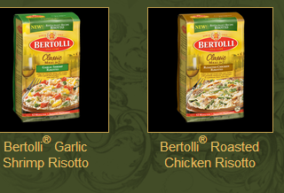 Win It ~ A Bertolli Soup & Risotto Kit Giveaway!