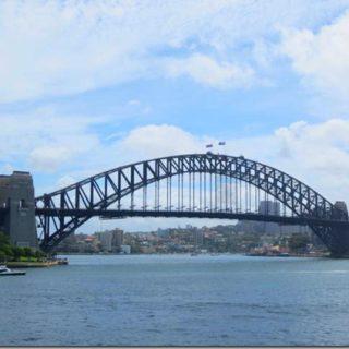 A walking Tour through Sydney, Australia
