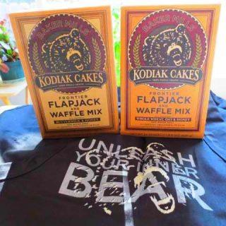 Unleash Your Inner Bear & Win Kodiak Cakes!