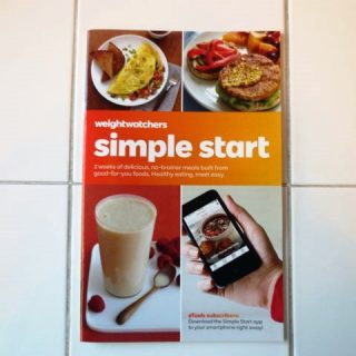 Weight Watchers Simple Start Program