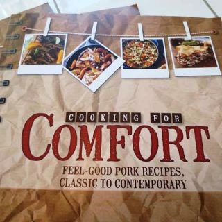Cooking For Comfort Cookbook Giveaway!