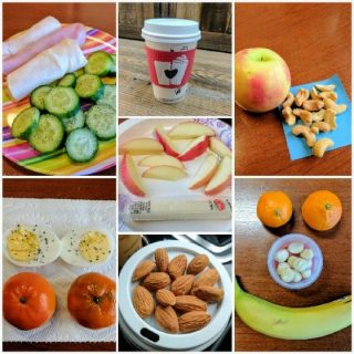 Wordless Wednesday: 2 & 3 Points Snacks