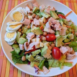 Super Simple Chef Salad