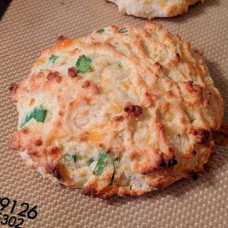 Cheddar & Chive Biscuits