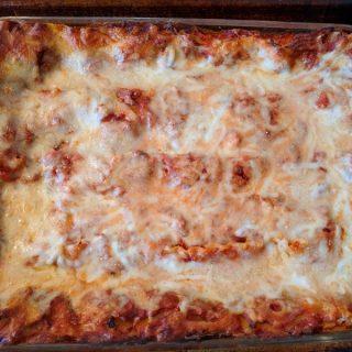 Daily Snap: Lasagna Belmont