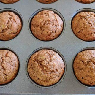 2 Smartpoint Muffins & Weekly Menu
