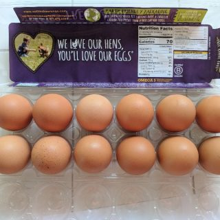 Nellie's Free Range Egg Giveaway