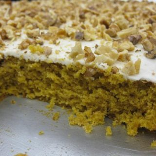 The Best PUMPKIN BARS you will ever eat!