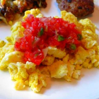 Bacon, Tomato & Basil Pasta & This Week's Menu