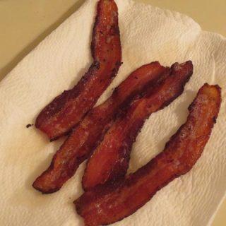 Bacon, Egg & Cheese Strata, 7 SmartPoints