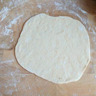 Healthy Homemade Flour Tortillas
