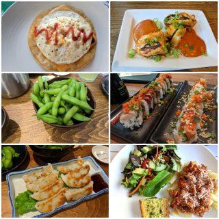 Daily Snap: Sushi Celebrating