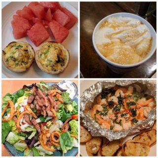 Daily Snap: Foil Packet Shrimp Scampi
